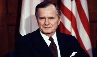 George HW Bush, George Bush Meninggal, Presiden AS Meninggal