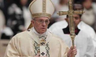 pelecehan seksual, Paus Fransiskus,