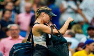 Tenis, AS Terbuka 2018, Maria Sharapova