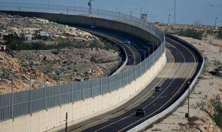 jalan apartheid, palestina, israel,