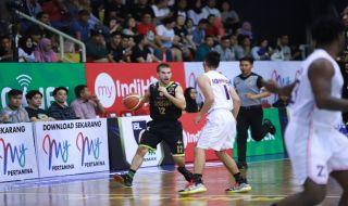 IBL 2018/2019, basket, Indonesia, NSH Jakarta, Pacific Caesar Surabaya