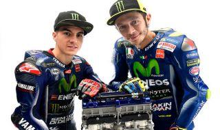 MotoGP 2018, Movistar Yamaha, Maverick Vinales, valentino Rossi