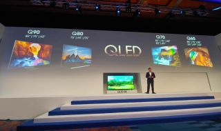 Mengenal TV Termutakhir Samsung QLED 8K, Harganya Bikin Geleng-Geleng