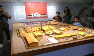 Museum De Tjolomadoe pabrik gula colomadu karanganyar