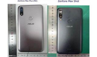 Asus Zenfone Max Shot, Asus Zenfone Max Plus, Asus Zenfone terbaru