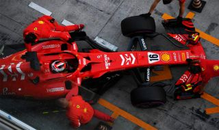 Mercedes Tetap Waspadai Ancaman Ferrari