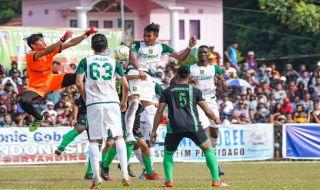 Persebaya Surabaya, Persidago Gorontalo, Piala Indonesia, Bejo Sugiantoro