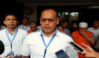 Direktur Reserse Kriminal Khusus Polda Riau Kombes Gidion Arif Setyawan.