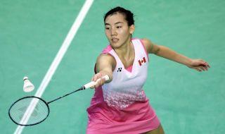 Superliga Badminton 2019, PB Djarum, Michelle Li, bulu tangkis