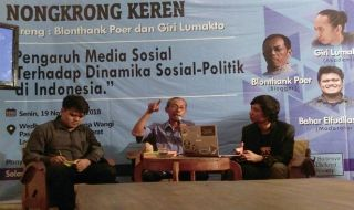 Diskusi Media Sosial