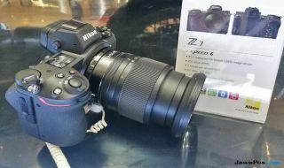 Nikon Z1, Mirrorless Nikon, Nikon Mirrorless