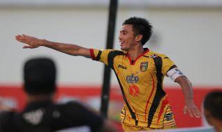 Mitra Kukar, Bayu Pradana, Septian David Maulana, Timnas Indonesia