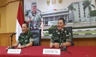 Mobil Dinas Ada di Acara Prabowo-Sandi, Ini Klarifikasi Mabes TNI