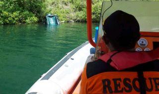 Mobil Nyemplung ke Danau Toba, Bukti Siregar Ditemukan Tewas