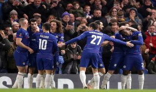 Piala FA, FA Cup, Chelsea 2-0 Nottingham Forest, Chelsea, the blues