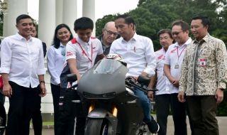 MotoGP 2021 di Mandalika, Jokowi: Ulang Sukses Asian Games 2018