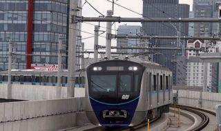 MRT Beroperasi, Sri Mulyani: Investasi yang Berharga Untuk Jakarta