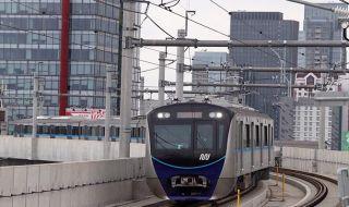 MRT Jakarta Belum Stabil