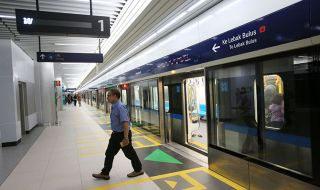 MRT Jakarta Fase II Mulai Dibangun, Anggarannya Rp 22,5 Triliun