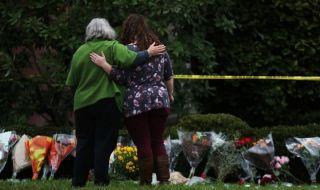 muslim, korban penembakan masal, yahudi, sinagog,