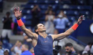 Tenis, AS Terbuka 2018, Rafael Nadal