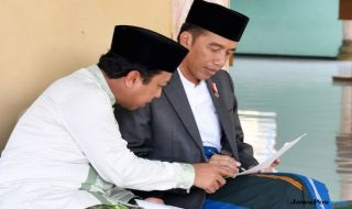 Nasdem Minta Semua Gambar Rommy Bersama Jokowi Diturunkan