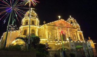 natal, perayaan natal, filipina,