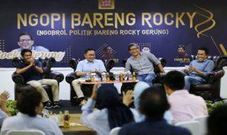 Rocky Gerung, Kitab Suci Itu Fiksi, Rocky Gerung Makassar
