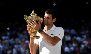 Wimbledon 2018, Novak Djokovic