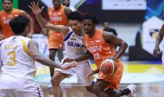 IBL 2018/2019, basket, Indonesia, NSH Jakarta, Bogor Siliwangi