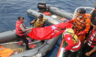 Evakuasi korban Lion Air Jatuh