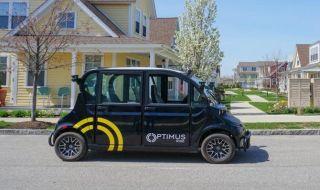 Optimus Ride Mulai Komersialisasi Mobil Otonom untuk Transportasi Umum