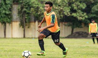 Osvaldo Haay, Persebaya Surabaya, Djadjang Nurdjaman, Liga 1 2018, CD Numancia