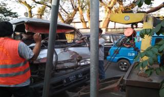 Paling Banyak Kecelakaan di Jalur Mudik Malang Selatan