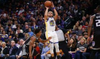NBA, Golden State Warriors, Sacramento Kings, basket