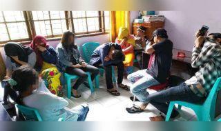 kumpul kebo, pasangan mesum palopo, palopo sulawesi selatan
