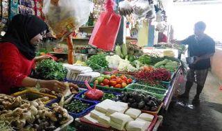 Pedagang Pasar