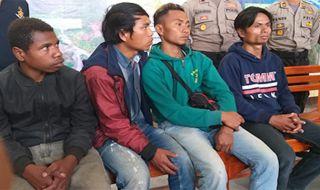 Pekerja Proyek di Papua