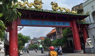 Pecinan Sepi Saat Imlek, Tradisi Tionghoa di Surabaya Terancam Punah