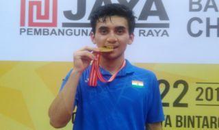 Kejuaraan Asia Junior 2018, Lakshya Sen