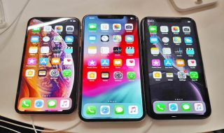 iPhone XS, XS Max, iPhone XR