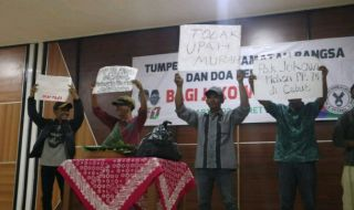 Pekerja Lintas Sektor Soloraya Siap Dukung Jokowi-Ma'ruf Amin