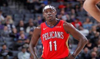 NBA, New Orleans Pelicans, Cleveland Cavaliers, basket