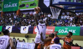 IBL 2018/2019, basket, Indonesia, Pelita Jaya, NSH Jakarta