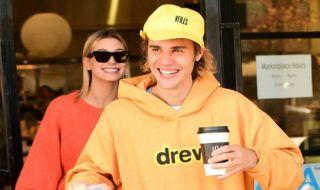 Peluk Manja Justin Bieber, Hailey Buktikan Rumah Tangganya Baik