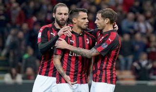 Serie A 2018-2019, Liga Italia, AC Milan, Sampdoria, AC Milan 3-2 Sampdoria