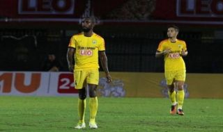Yanto Basna, Rudolof Yanto Basna, Sriwijaya FC, Khonkaen FC