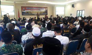 Cangkrukan Tokoh Agama dan Ormas Kabupaten Malang