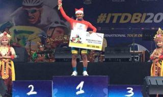 International Tour de Banyuwangi Ijen 2018, Banyuwangi, Kawah Ijen, balap sepeda