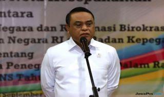 Syafruddin, Menpan RB, Persija Jakarta, Liga 1 2018